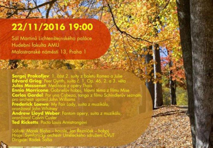 Podzimní koncert 2016