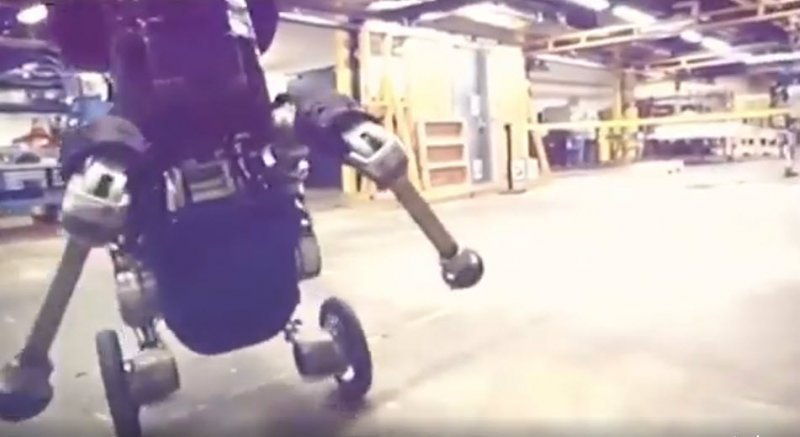 Handle by Boston Dynamics